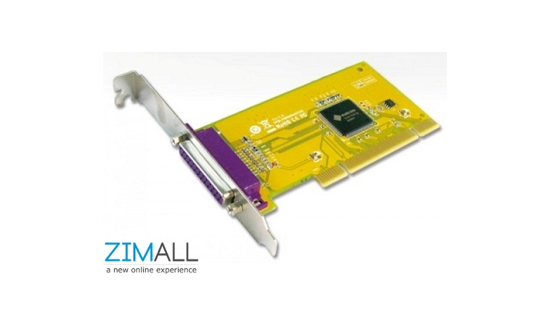 Parallel Port PCI Card