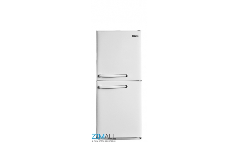 Capri 340L Double Door Bottom Freezer Fridge