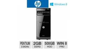 HP Pro 3500 Microtower