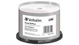 Verbatim DataLifePlus Wide Inkjet Professional CD-R