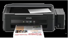 Epson L210 Print Scan Copy