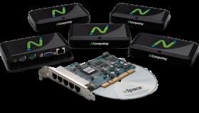 NComputing X550 X-series Zero Client Virtual Desktop