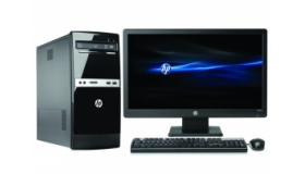 HP 600B Desktop PC