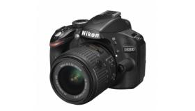 Nikon D3200 24.2MP SLR Camera