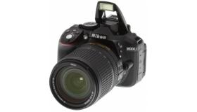Nikon D5300 24MP Digital SLR Camera