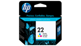 HP 21 - 22 Original Ink Cartridge