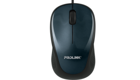 Prolink Retractable USB Optical Mouse