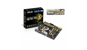 Asus H87M Pro-Intel Chipset Motherboard