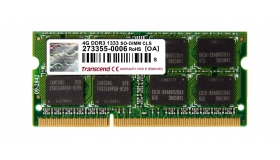 Transcend DDR3-1333 SO-DIMM RAM Notebook Memory Module