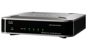 Cisco SD2005 5-port 10 100 1000 Gigabit Switch