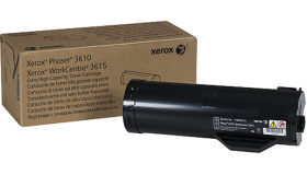 Xerox 106R02732 Toner Cartridge for Phaser 3610 Extra High Capcity