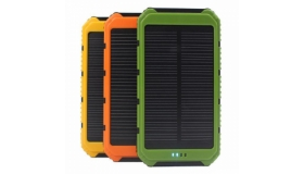 Waterproof Solar Power Bank 10000mAh