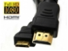 Gold Plated HDMI to Mini HDMI Cable