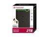 Transcend StoreJet 25M3 External Hard Drive