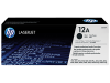 HP 12A Black Original LaserJet Toner Cartridge