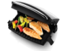 George Foreman 14181 Silver 4 Portion Family Grill and Melt