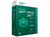 Kaspersky Anti-virus 2017- 4 Users Software Package