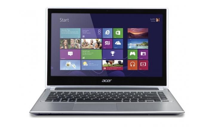Acer Aspire M5-Core i5