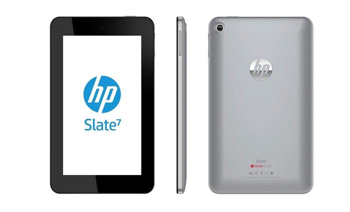 HP SLATE 78GB - 7 Inch