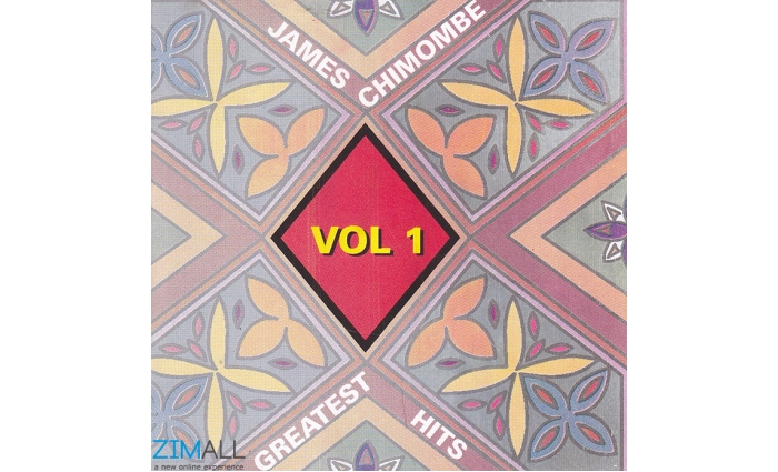 James Chimombe - Vol 1 Greatest Hits
