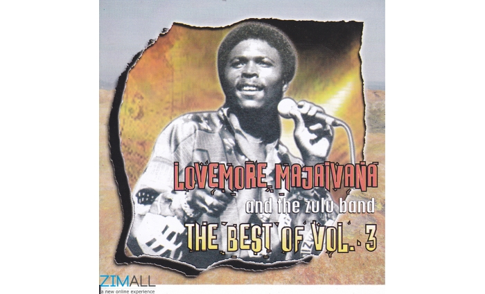 Lovemore Majaivana - Best of Volume 3