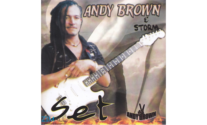 Andy Brown - Set