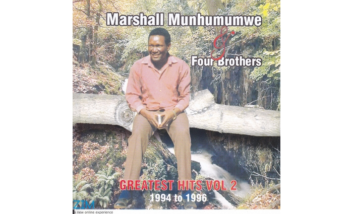 Marshal Munhumumwe - Greatest Hits Vol 2