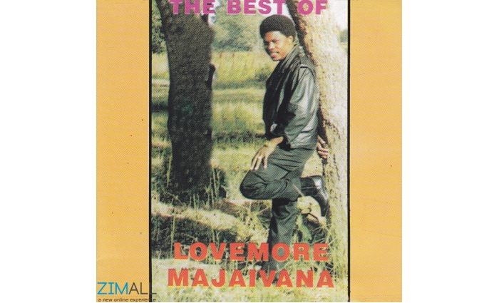 Lovemore Majaivana - The Best Of