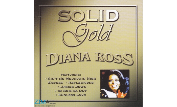 Diana Ross - Solid Gold