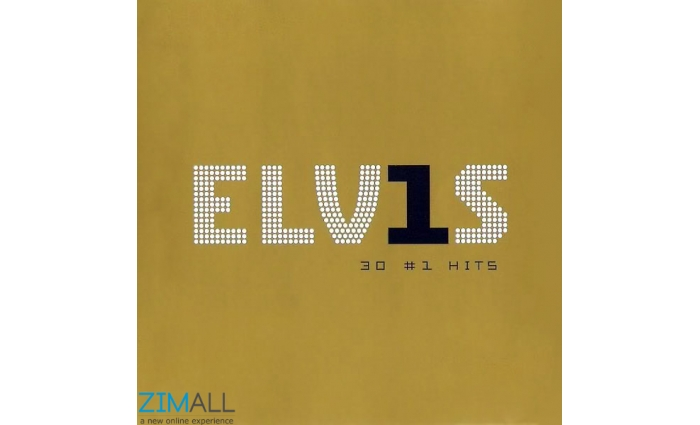Elvis Presley - 30 Number 1 Hits
