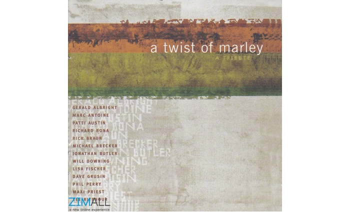 Twist of Marley - Various Artists