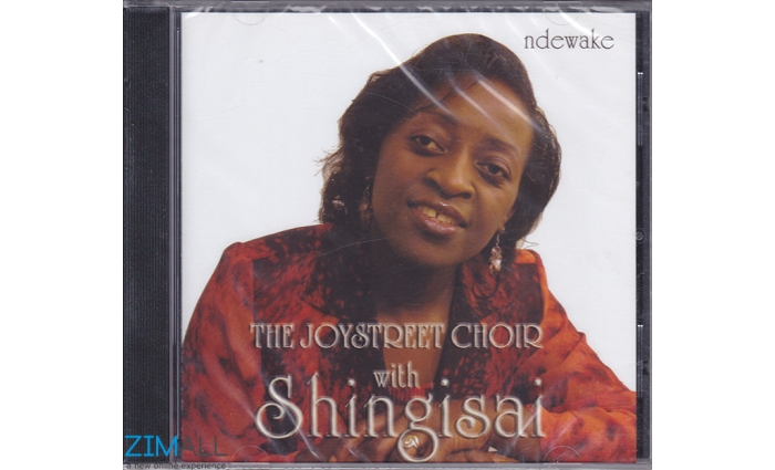 The Joystreet Choir With Shingisai - Ndewake