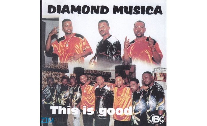 Diamond Musica - This Is Good