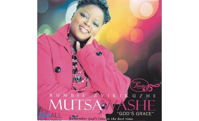 Rumbie Zvirikuzhe - Mutsawashe Gods Grace