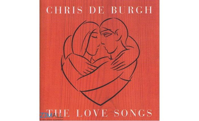 Chris de Burgh - The Love Songs