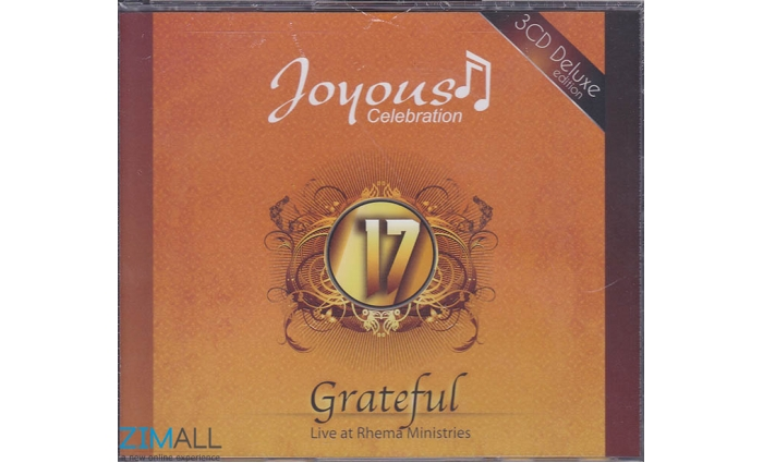 Joyus Celebration Choir 17 - Grateful