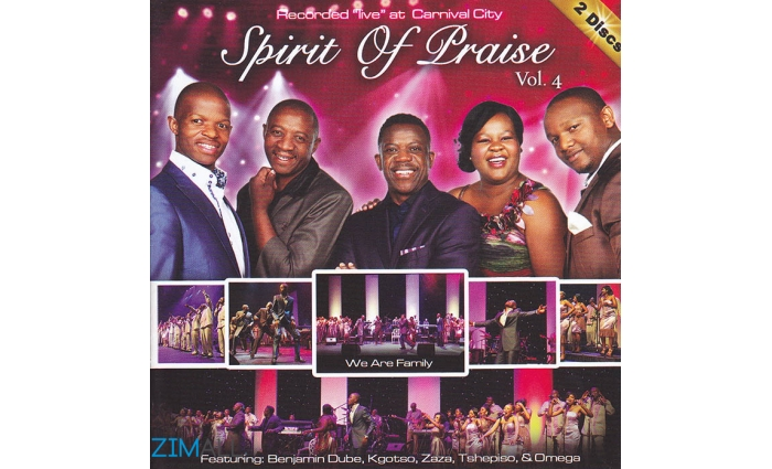 Spirit of Praise - Volume 4