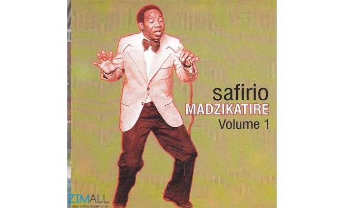 Safirio Madzikatire - Vol 1