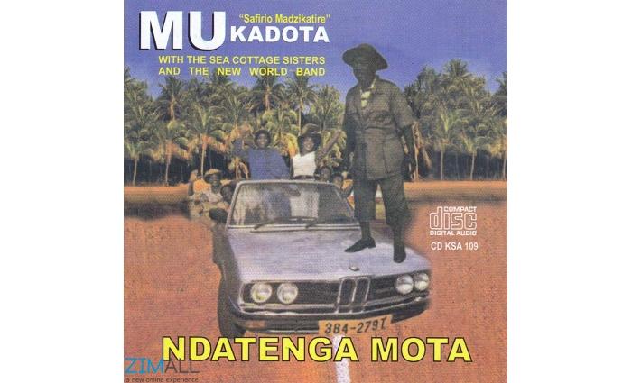 Safirio Madzikatire Mukadota - Ndatenga Mota
