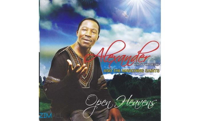Alexander Zinyongo - Open Heavens