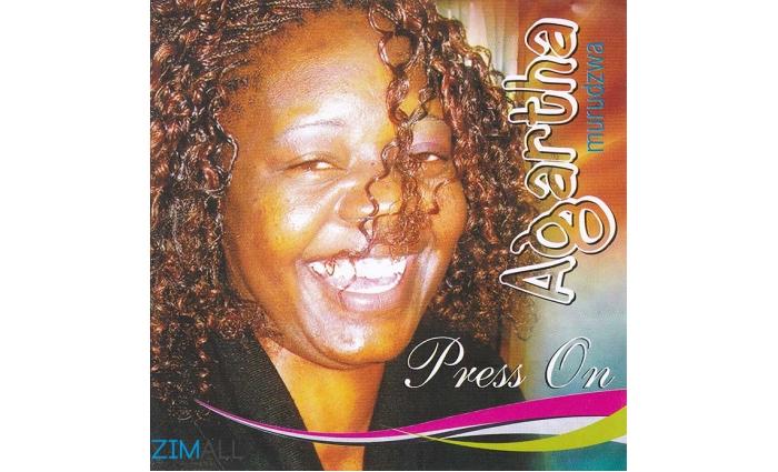Agartha Murudzwa - Press On