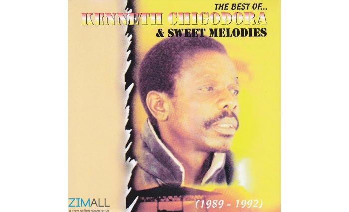 Kenneth Chigodora - The Best Of 1989 - 1992