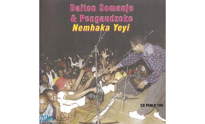 Daiton Somanja and Pengaudzoke - Nemhaka Yeyi