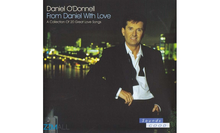 Daniel O'Donnel - From Daniel With Love