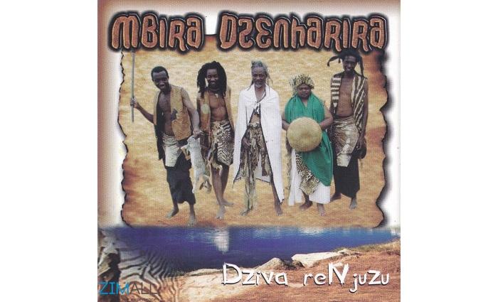 Mbira Dzenharira - Dziva Renjuzu