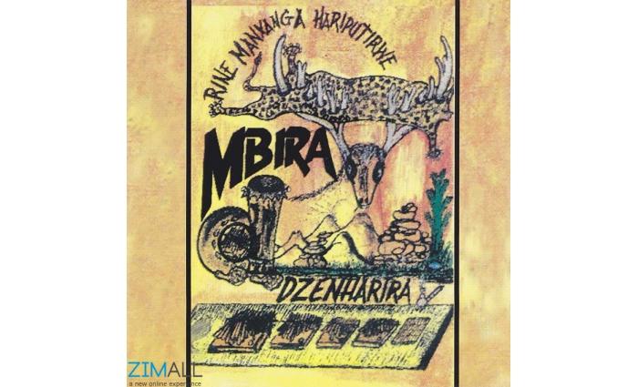 Mbira Dzenharira - Rine Manyanga Hariputirwe