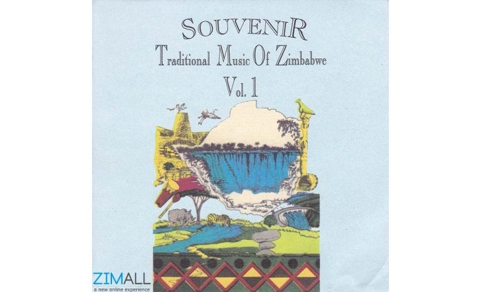 Souvenir Traditional Music of Zimbabwe Vol 1