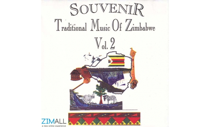 Souvenir Traditional Music of Zimbabwe Vol 2