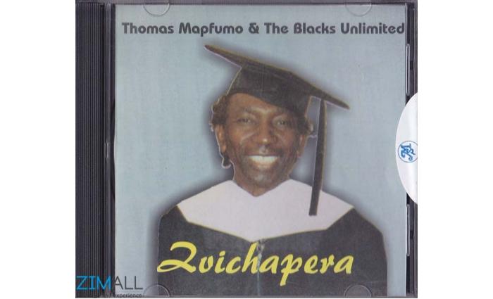 Thomas Mapfumo - Zvichapera