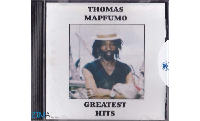 Thomas Mapfumo - Greatest Hits